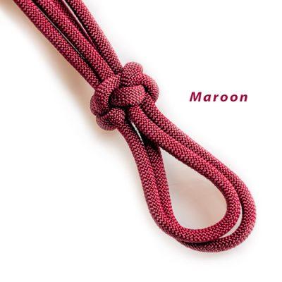 Maroon Halter